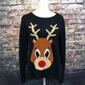 Carolyn Taylor Sweaters - Rudolph sweater